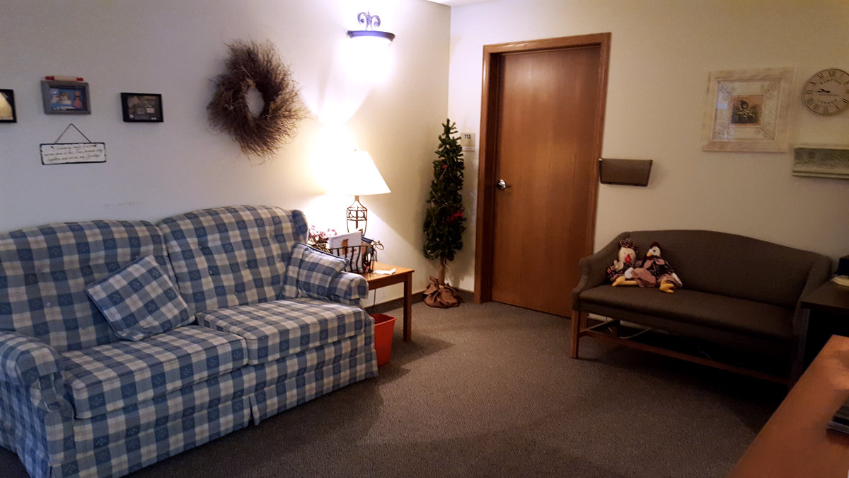 Senior Living Apartment