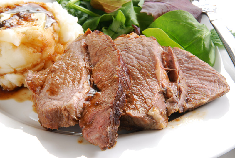 Home-made meals at Golden Ridge Senior Living