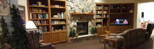 Senior Care Living Room
