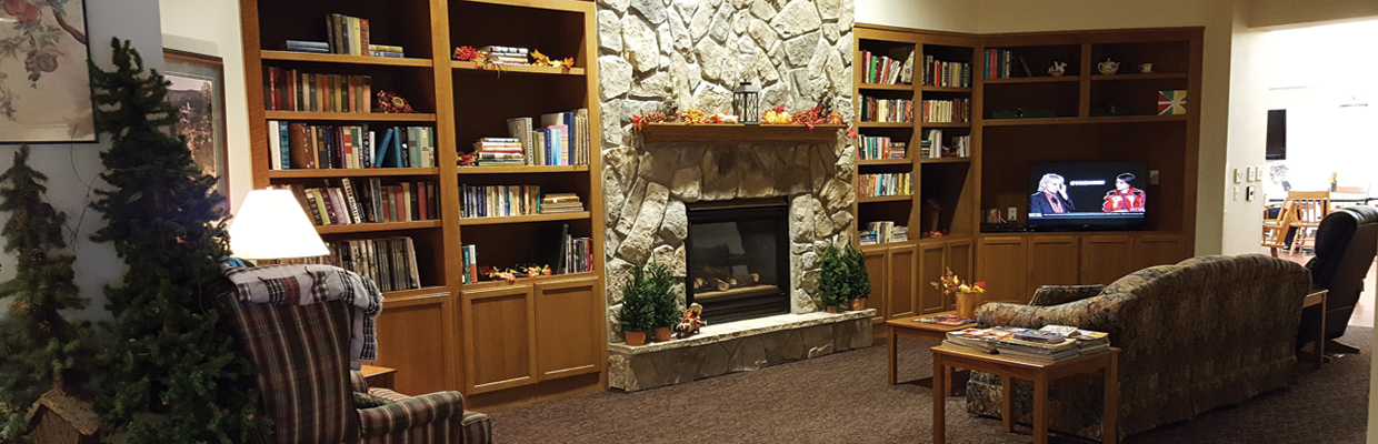 Senior Care Living Room